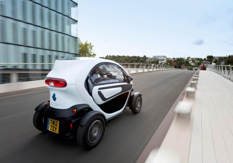 Renault Twizy Story