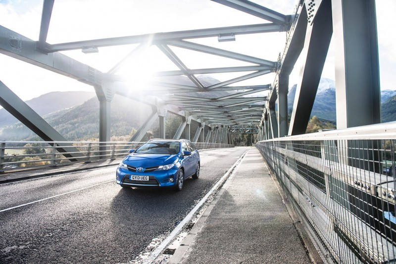 Toyota Auris Touring Sports wagon