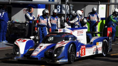 Toyota Racing sign off with Bahrain victory