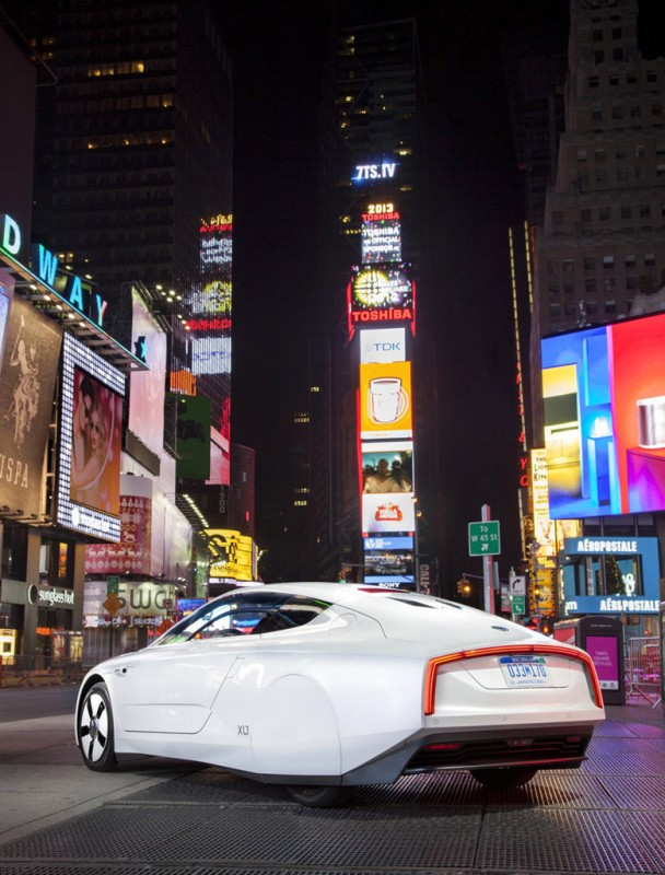 VW XL1 New York (1)