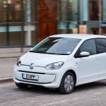 VW e-up! electric car