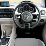 VW e-up! electric car