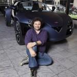 Gildo Pallanca Pastor, founder of pioneering EV manufacturer Venturi Automobiles
