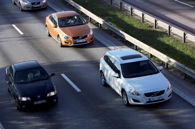 Volvo Self-Driving Cars (1)