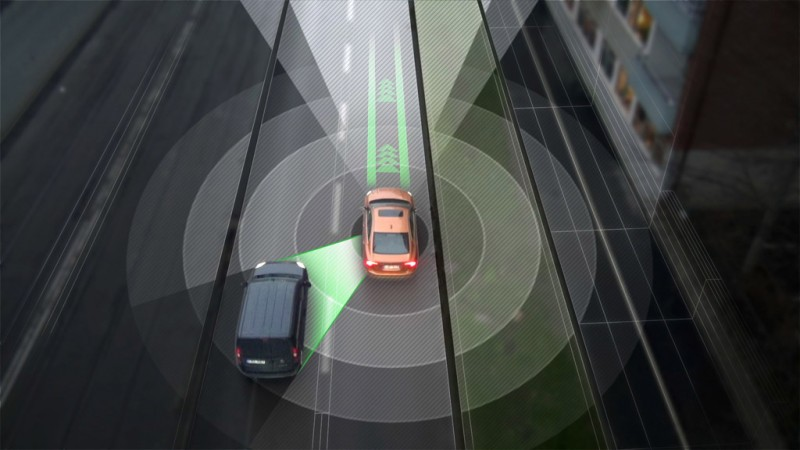 Volvo Self-Driving Cars (2)