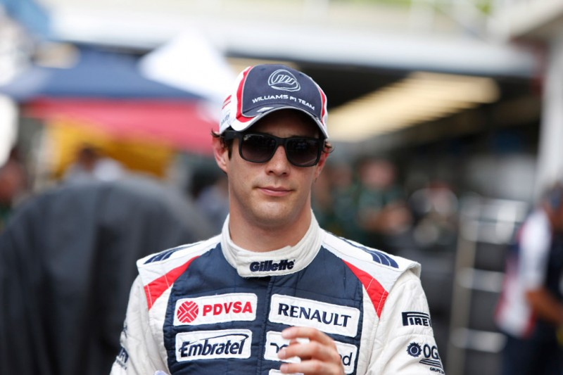 1. Bruno Senna is one of eight new drivers to join the Formula E Drivers' Club which now totals 16