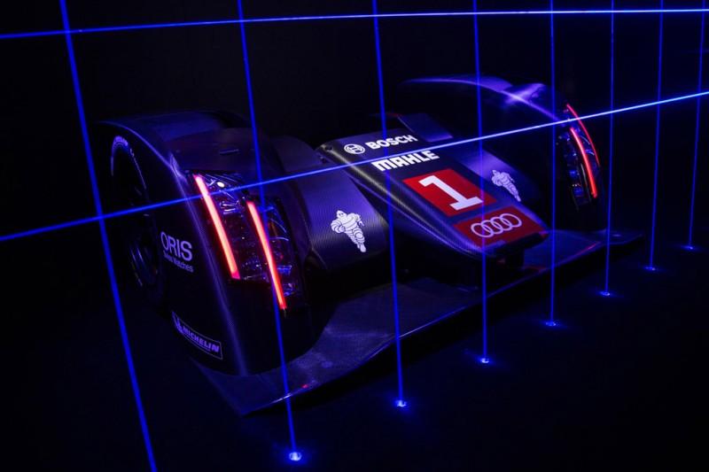 Audi R18 e-tron Laser Lights