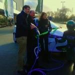 E-Car Club University of Hertfordshire Launch - PHOTO: Jonathan Musk