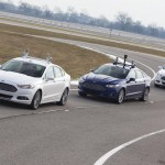 Ford Fusion Automated Driving Vehicles