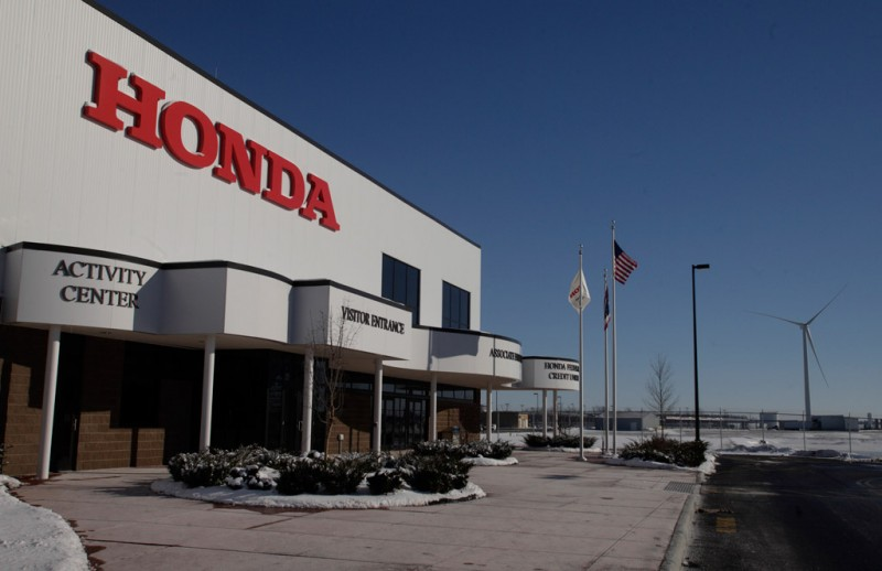 Honda wind turbines