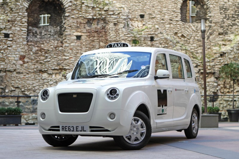 Metrocab E-REV London Taxi