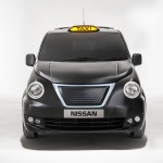 Nissan eNV200 Taxi for London