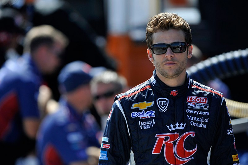 US IndyCar driver Marco Andretti