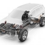 Volkswagen CrossBlue concept plug-in hybrid