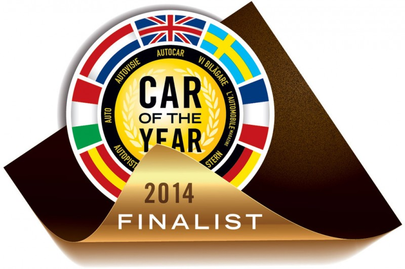 Car of the Year Finalist 2014
