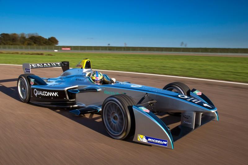 FIA Formula E SRT_01E