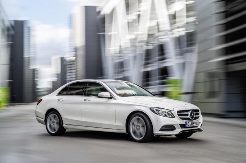 New 2014 Mercedes C-Class