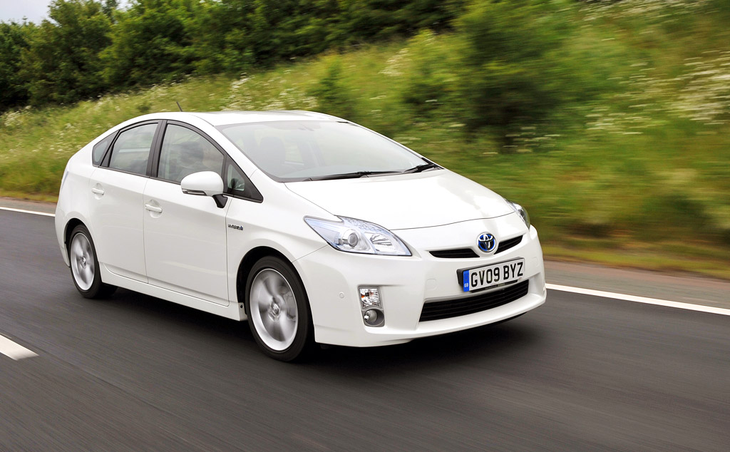 RECALL ALERT: Some Toyota Prius Models Recalled to Correct Software Issue