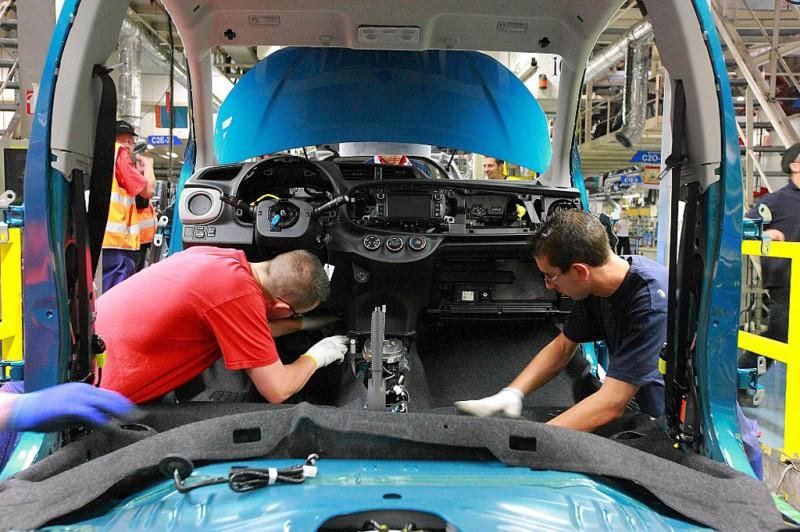 Toyota Yaris Manufacture