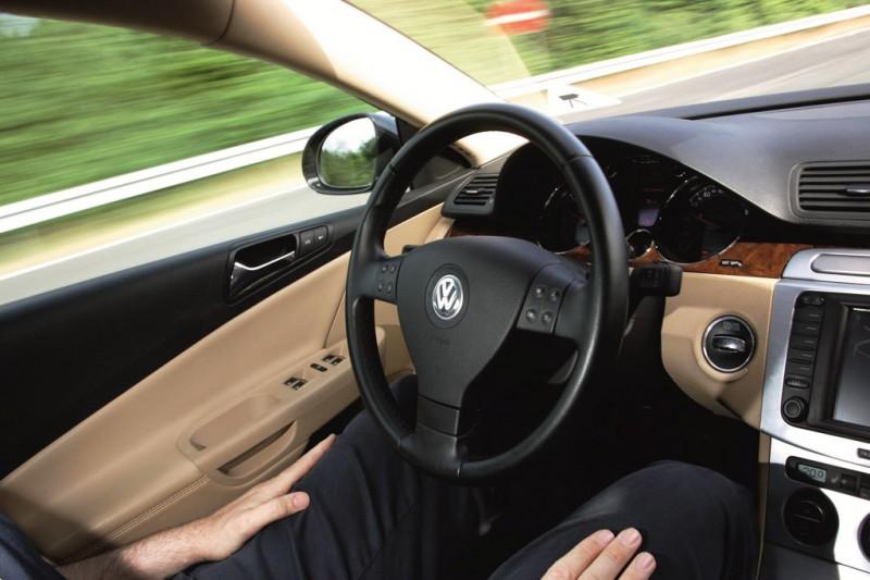 VW Autonomous driving