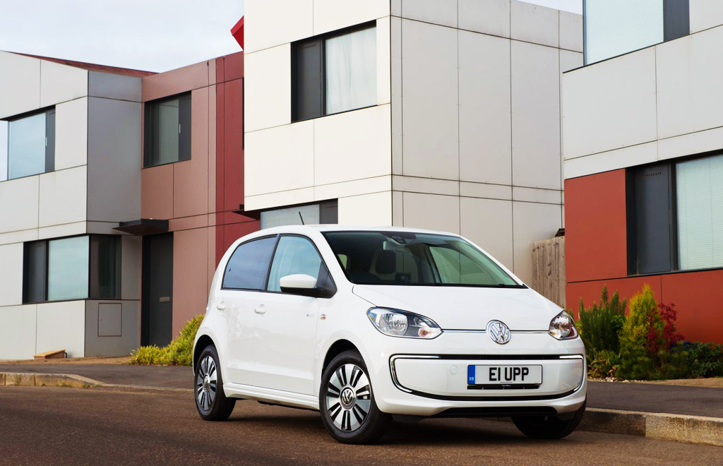 1,000 Free Green Miles for VW e-up! Owners, courtesy of Ecotricity