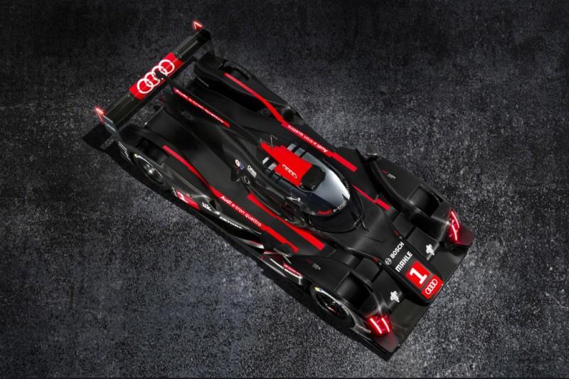 Audi R18 e-tron quattro Homologated