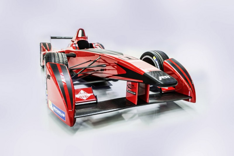 Audi Sport ABT FIA Formula E Car