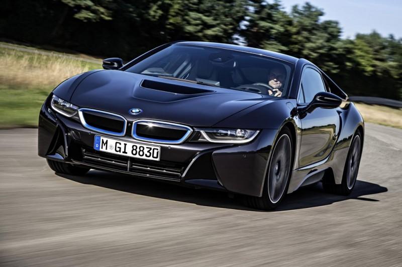 BMW i8 to display Goodwood