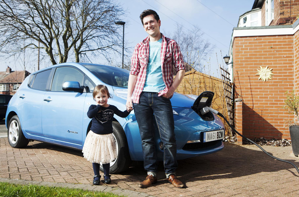 More than 100 Participants for My Electric Avenue EV Trials