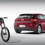 Qoros 3 Hatch and eBIQE Concept World Premieres Geneva 2014