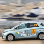 Rallye Monte-Carlo ZENN - Renault ZOE - Photo credit: GREG