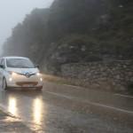 Rallye Monte-Carlo ZENN - Renault ZOE - Photo credit: PIERRE OLIVAUX