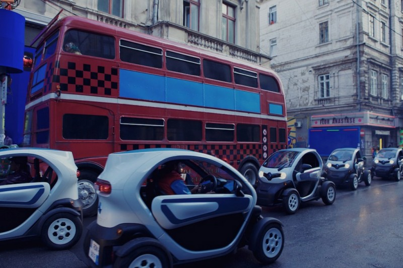 Renault Twizy, Terry Gilliam Film