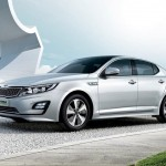 Revised Kia Optima Hybrid