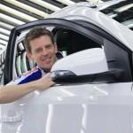 Toyota Auris Hybrid - Anthony Davidson