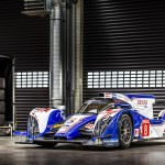 Toyota at 2014 Goodwood Festival of Speed - Toyota TS030 hybrid (2012)