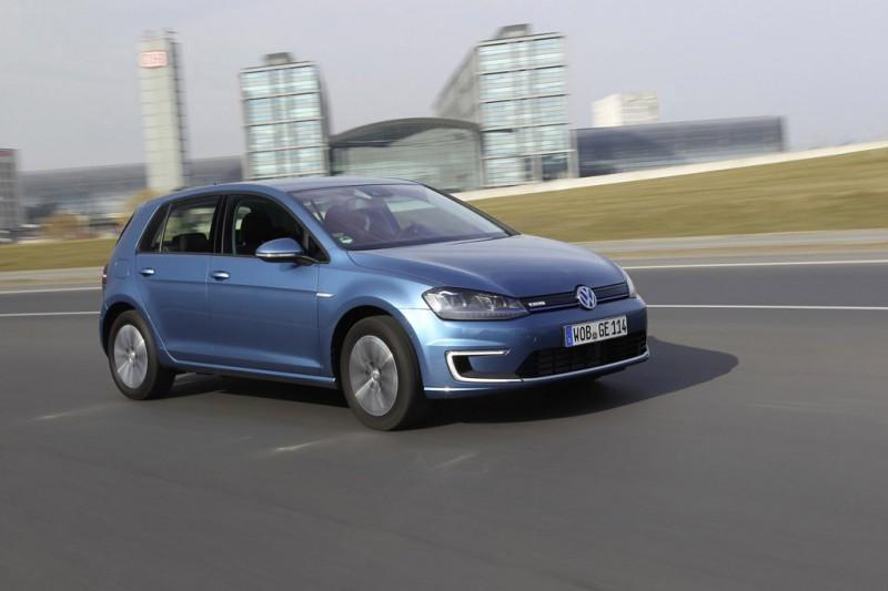 VW e-Golf Video