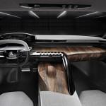 Peugeot EXALT HYbrid4 Concept - Interior