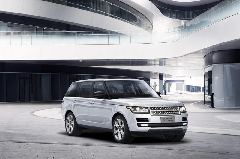 Range Rover Long Wheelbase Hybrid