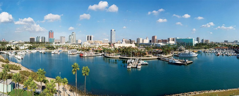 Long Beach will host round 7 of the all-electric FIA Formula E Championship in April 2015