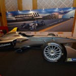 The Formula E car making its Chinese debut