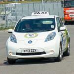 Cornwall eco taxi pioneers hit landmark milestone