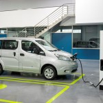Nissan e-NV200 Production in Barcelona