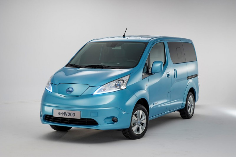 Nissan e-NV200 electric van prices announced