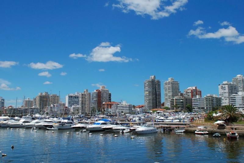 Punta del Este in Uruguay is described as the Monte Carlo of South America