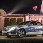 Africa to UK on one tank of fuel challenge