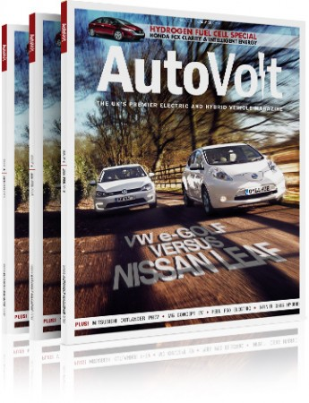 AutoVolt Magazine Jan-Feb 2015 - PHOTO: Jonathan Musk