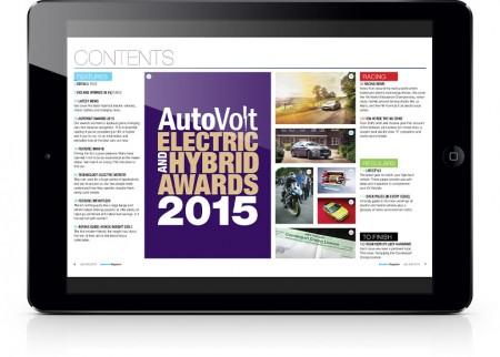 AutoVolt on ipad Jul-Aug 2015 contents