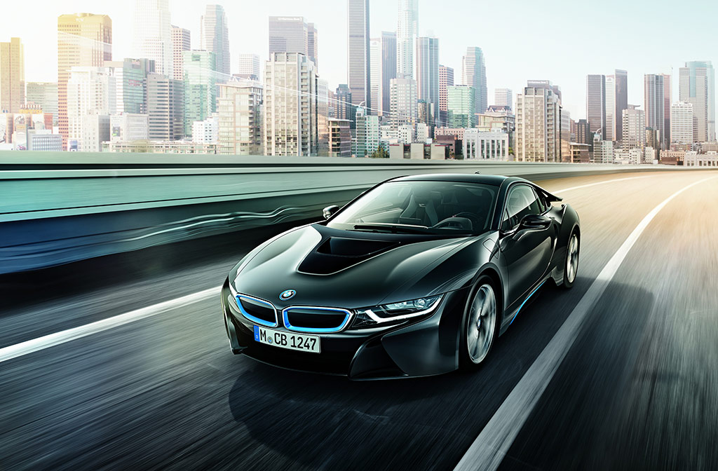 BMW i8 First Deliveries Commence