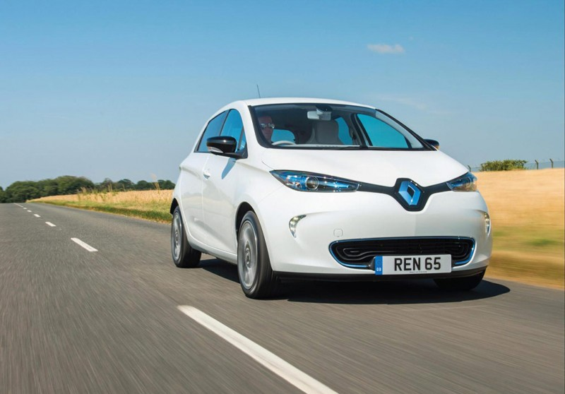 Renault Zoe Pod-Point